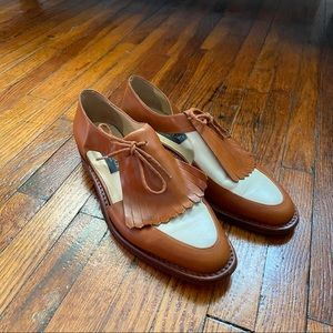 1980s Vintage: Kenneth Cole Oxford Shoes
